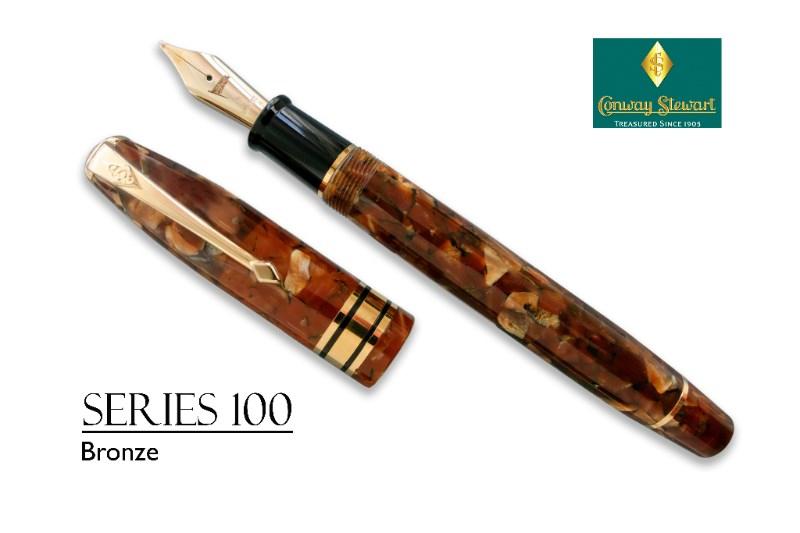 Conway Stewart Series 100 Bronze