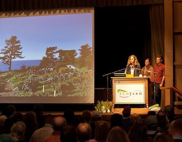 Esalen at Eco Farm Conference