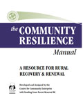Community Resilience Manual