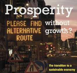 Prosperity Without Growth report cover