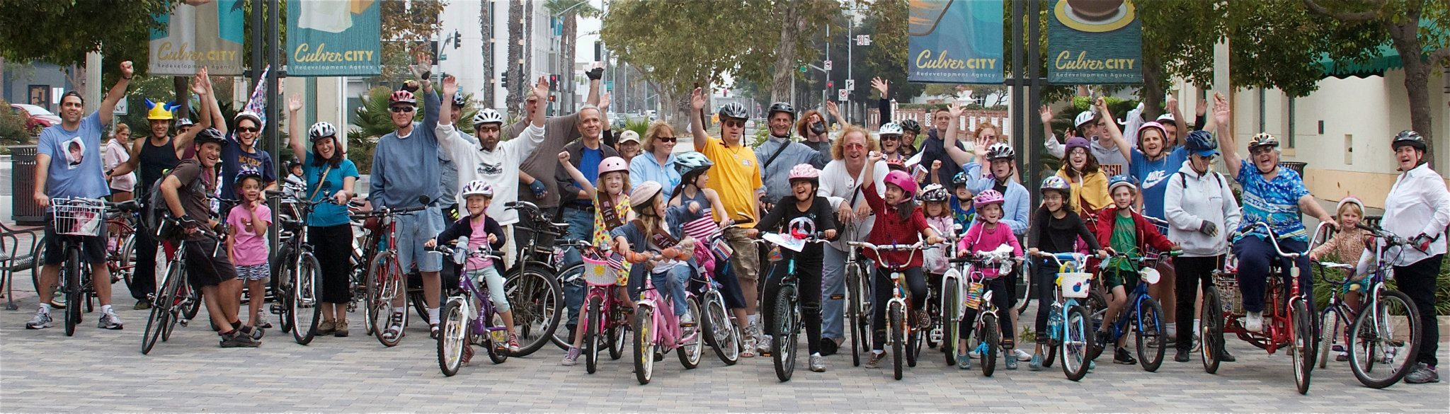 Culver City Bike Parade