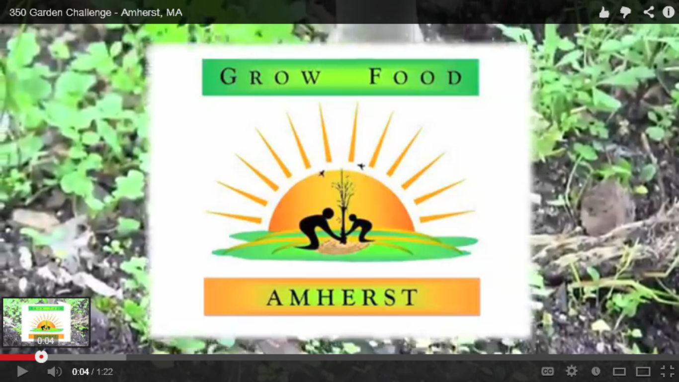 Screenshot Grow Food Amherst