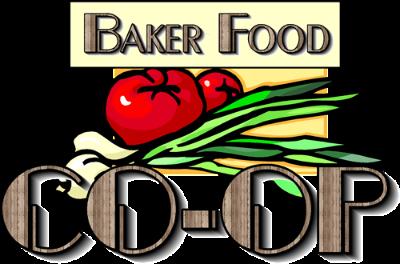 Baker Food Co-op Logo