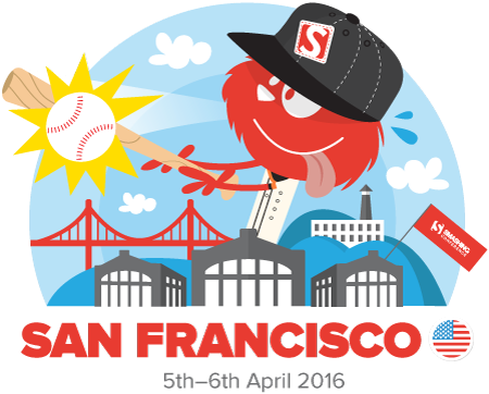 SmashingConf San Francisco, April 5–6, 2016