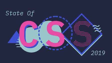 The State Of CSS 2019 logo