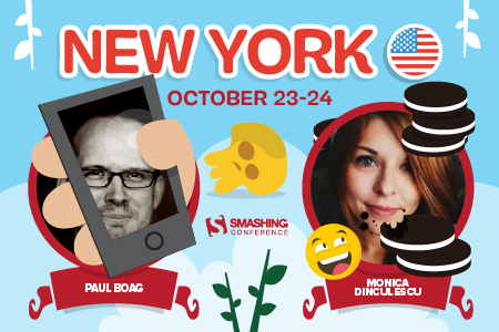 SmashingConf New York 2018