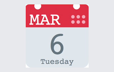 Dynamic Date Icon