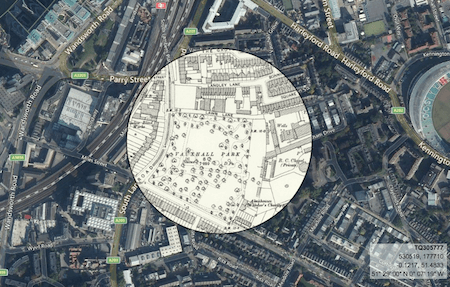 Georeferenced Maps