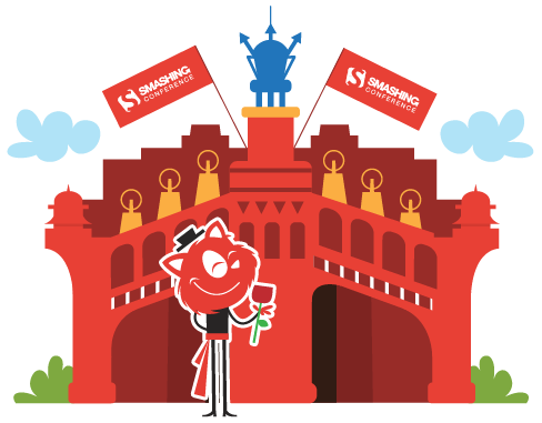 SmashingConf Barcelona, October 25–26th 2016