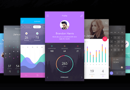 Freebie: Do, A Comprehensive App UI Kit
