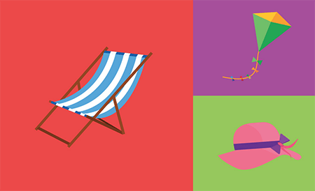 Free Icons To Celebrate Summer