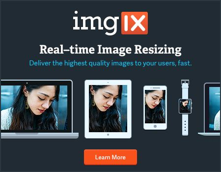 Ad: Real-time image resizing