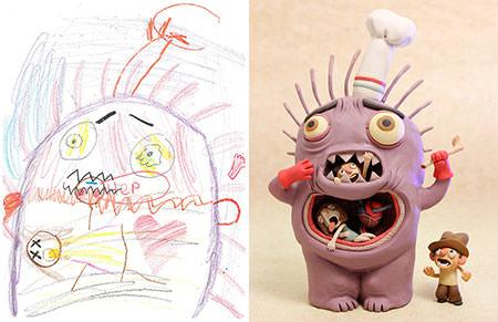 Bringing Kids' imaginations to life