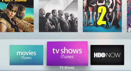 Recreating The Apple TV Icons