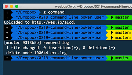 Become a Command Line Power User