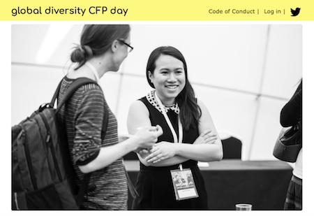 Global Diversity CFP Day