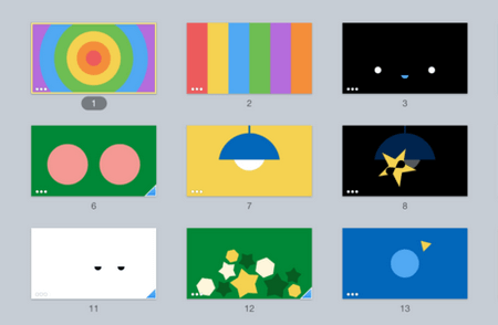 Free Keynote Templates: For Motion Graphics and Prototyping