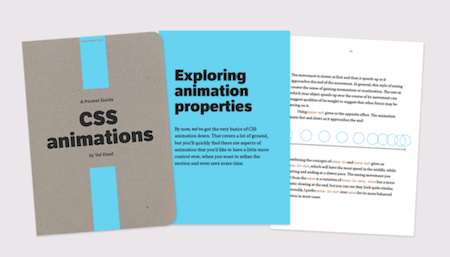 Free eBook: The CSS Animations Pocket Guide