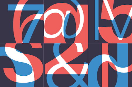 Moriston: A Typeface With Character And Enthusiasm