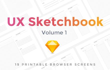 UX Sketchbook