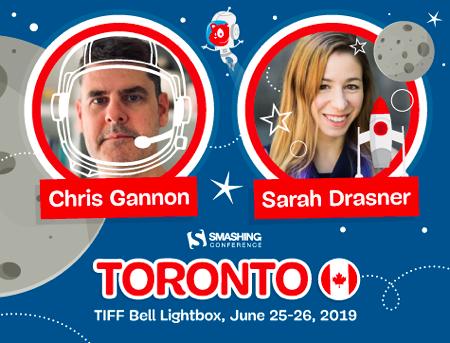 SmashingConf Toronto, June 25-26, with Jenny Shen, Scott Jehl, and many others!
