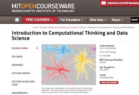 MIT Open Courses