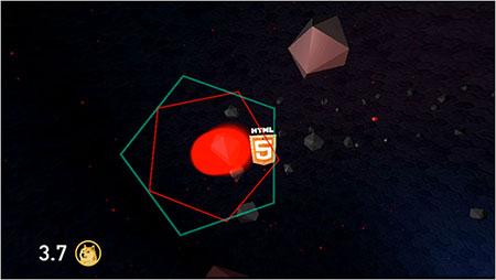 Digital Trip: A Creative Game Experiment