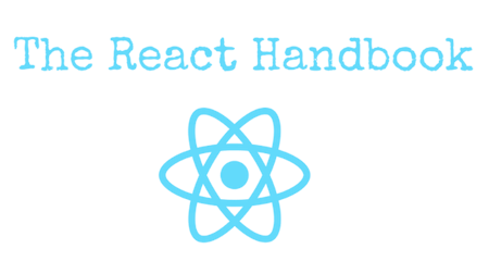 The React Handbook logo