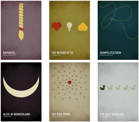 Children's Story Posters