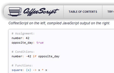 CoffeeScript: Boost Your Efficiency in Writing JavaScript Code