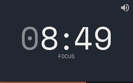 Boxodoro timer