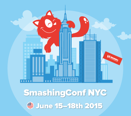 SmashingConf New York, June 17-18th 2014