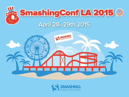 SmashingConf Los Angeles 2015