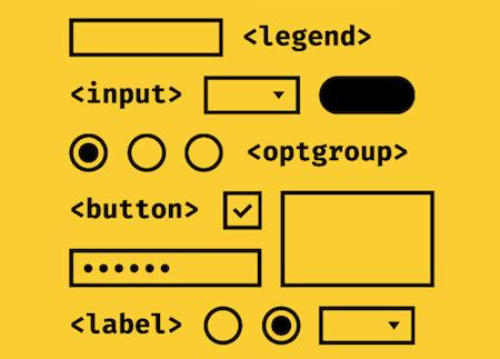 Form design components