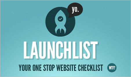 Ultimate Webdesign Checklist