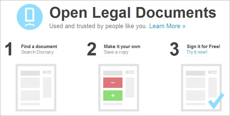 Docracy.com - Free Legal Documents, Contracts and Agreements