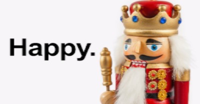 Terrifying nutcracker (but aren't they always scary)
