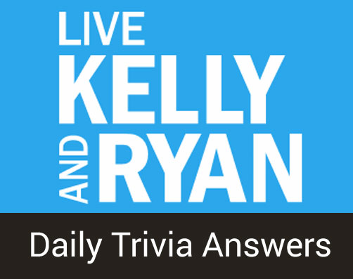 Log into your account to get daily Kelly & Ryan answers