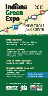 2015 Indiana Green Expo Show Program