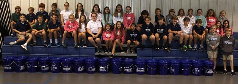 Flood Buckets