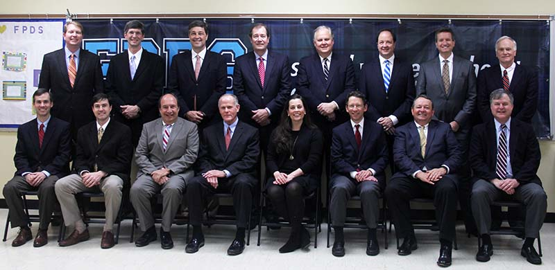 2016-2017 Board of Trustees