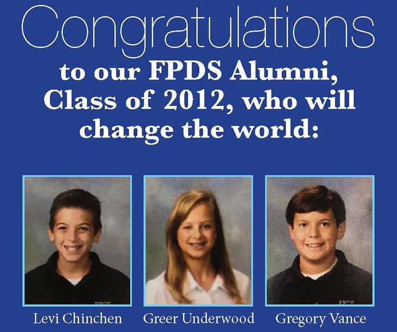 FPDS Alumni Spotlight