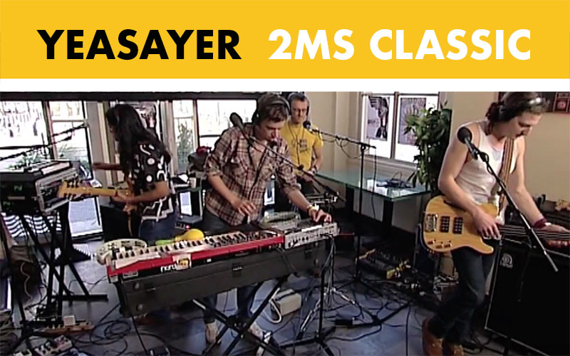 Yeasayer - 2 Meter Sessions