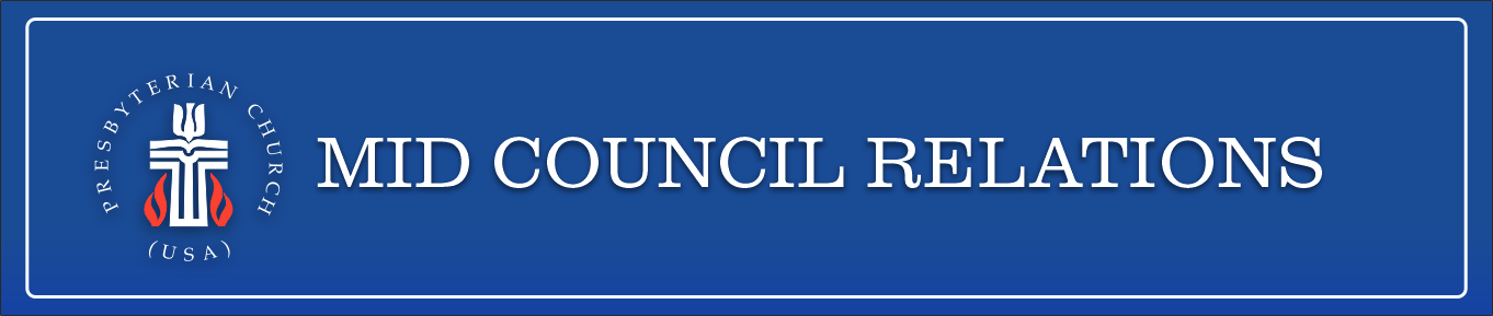Mid Council Relations Newsletter