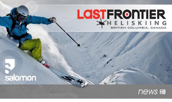 Last Frontier Heliskiing - News