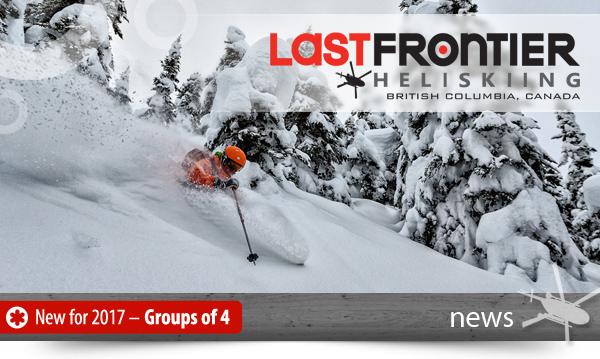 Last Frontier Heliskiing - May News