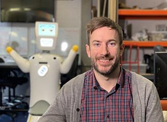 Conor McGinn named in Innovators Under 35 Europe list