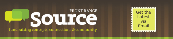 Front Range Source Email Newsletter