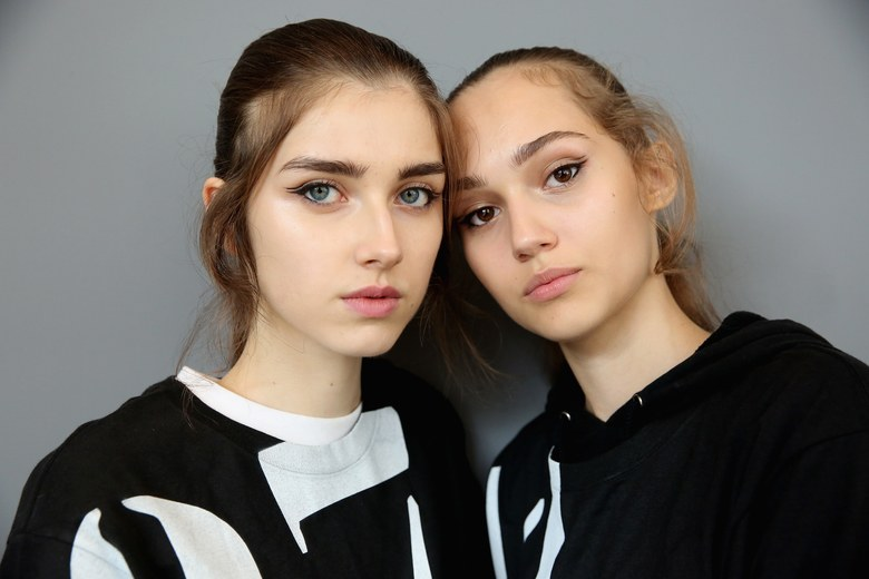 NYFW Spring/Summer '18 Brow Trends 5