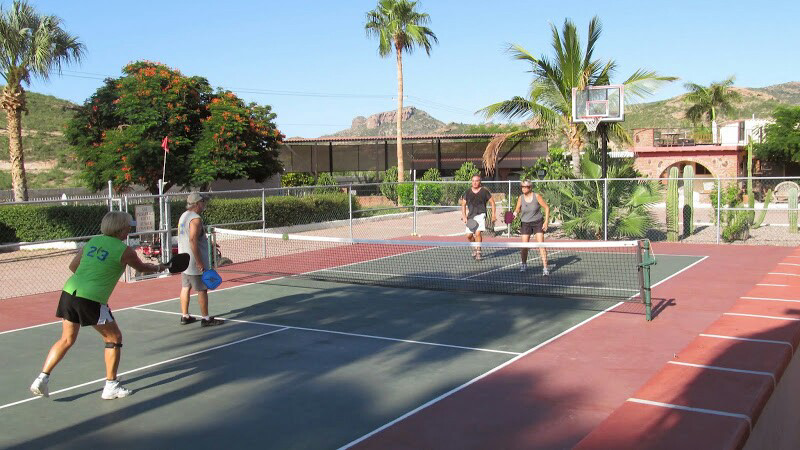 Pickleball San Carlos Sonora